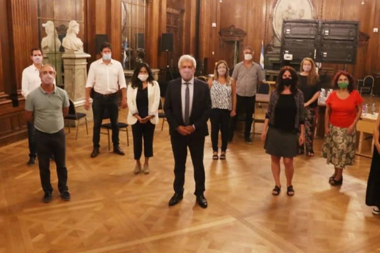 El Frente de Todos pide la interpelación de Quirós en la Legislatura Porteña