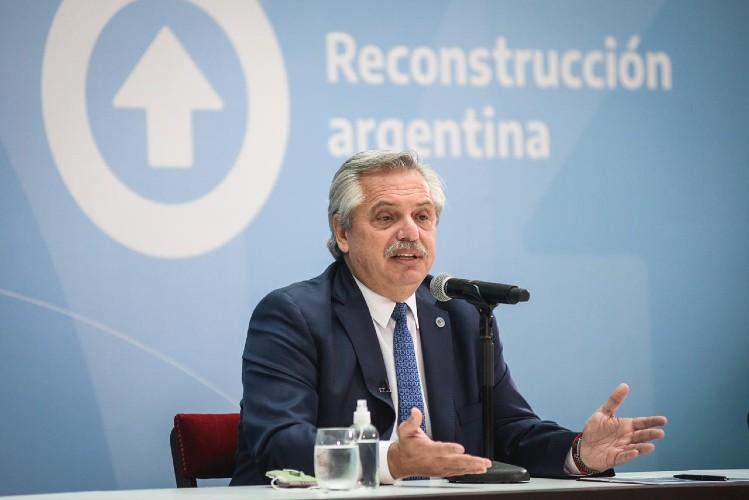 """Alberto Fernández afirmó que Macri """"tiene muy poca capacidad para entender el daño que ha causado"""""""
