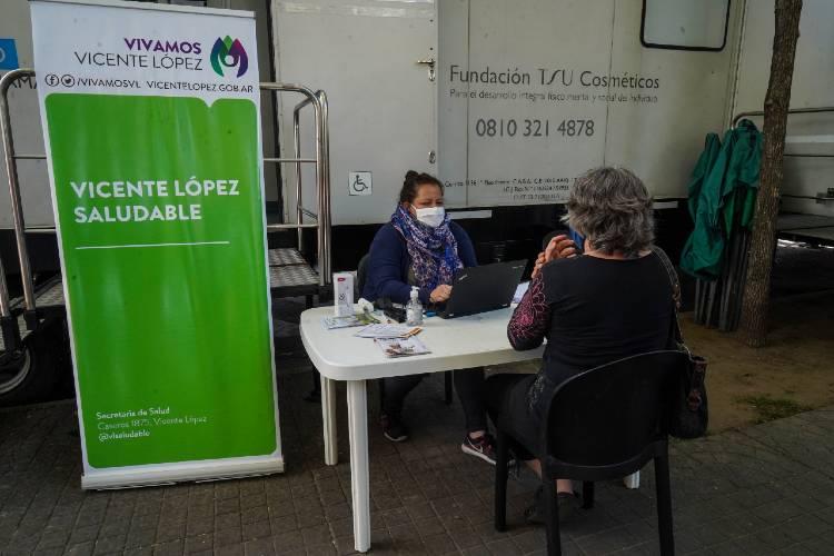 Semana de la salud en Vicente López