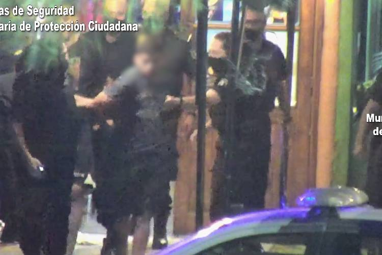 Intentaron robar en un restaurante de Pacheco y fueron detenidos