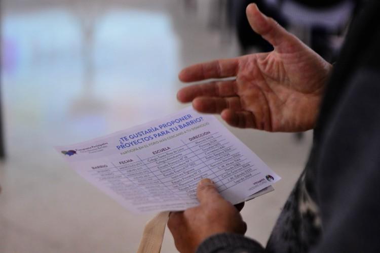 Vicente López lanza al edición 2021 del Presupuesto Participativo