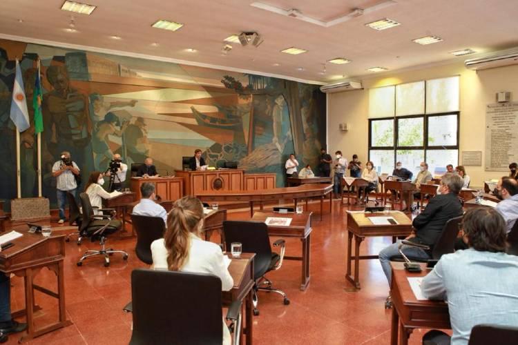 El HCD de Tigre aprobó más 60 proyectos de interés para los vecinos