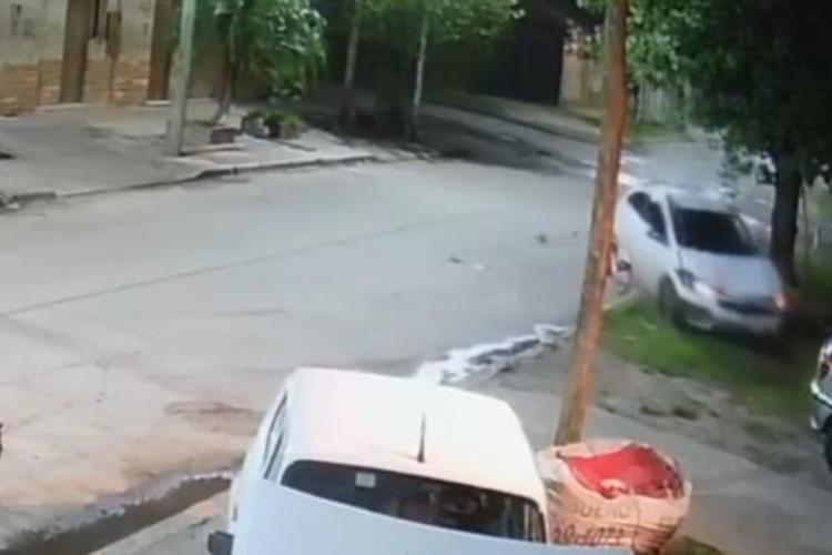 Detienen al conductor del auto que atropelló al jugador de Chacarita Juniors