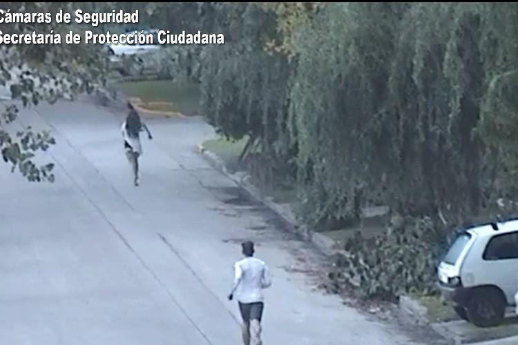 En Don Torcuato detienen a un hombre que golpeaba salvajemente a su pareja