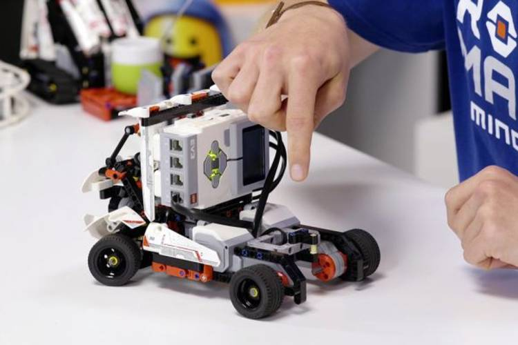 Cursos gratuitos de robótica en Vicente López