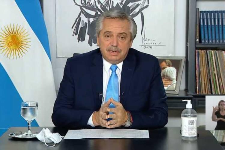 Detalle de las medidas anunciadas por el Presidente Alberto Fernández