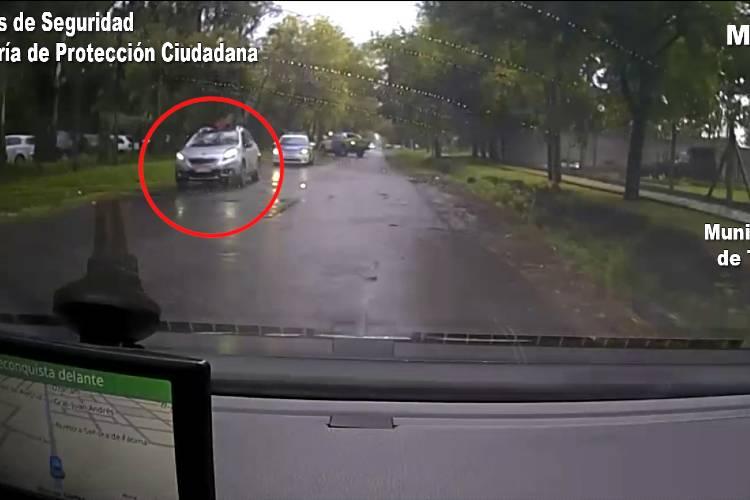 Robaron en General Pacheco y fueron detenidos tras un cerrojo policial