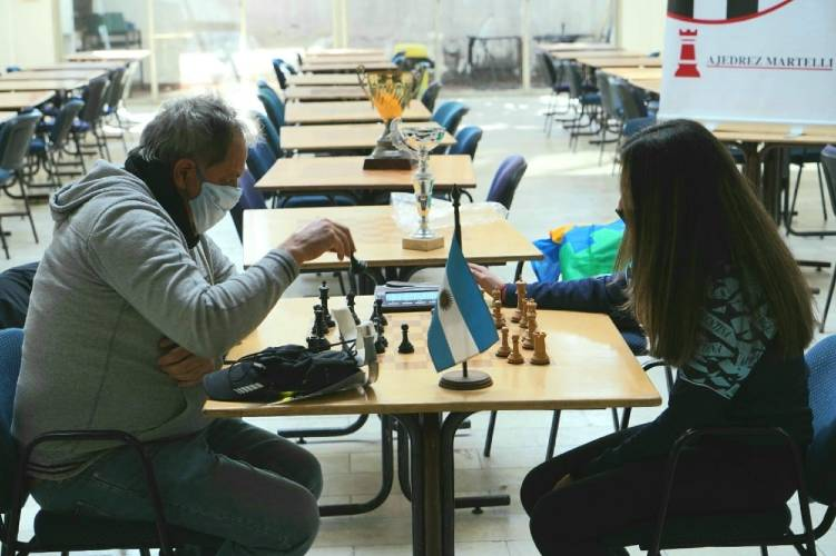 La Escuela Municipal de Ajedrez de Villa Martelli cumplió 40 años
