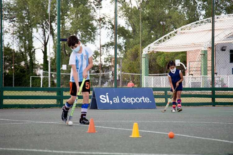 Cómo son los horarios de los campos de deportes de San Isidro