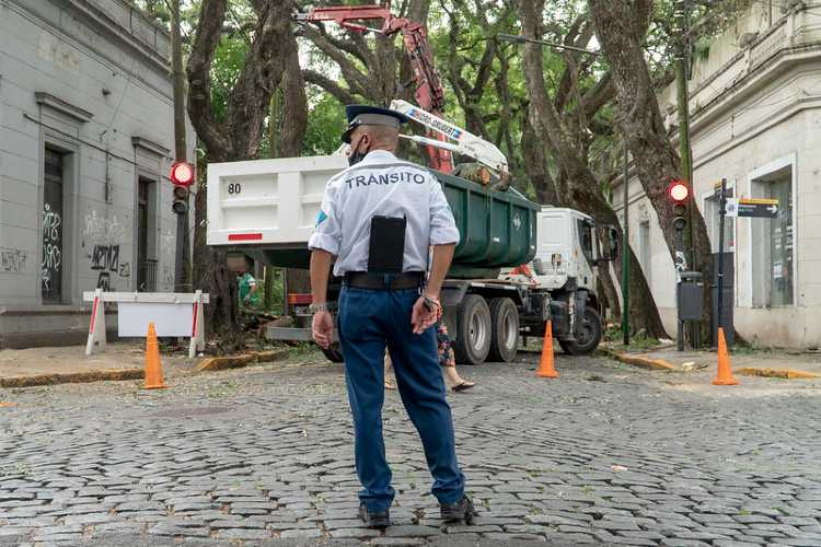 San Isidro: por obras, desde el lunes se cerrará al tránsito un tramo de Primera Junta