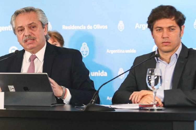 Fernández y Kicillof
