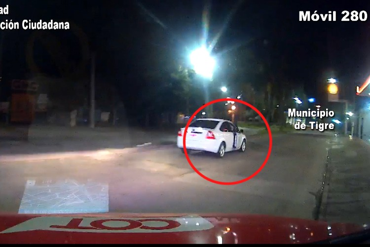 Violencia de Género en Tigre: Intentó saltar de un vehículo en movimiento para escapar de su agresor