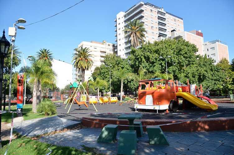 Coronavirus: El municipio de Tigre cierra las plazas públicas, polideportivos, el Puerto de Frutos y centros comerciales a cielo abierto