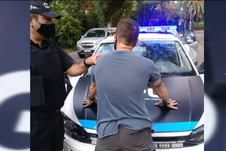 TIGRE: Amenazó con un arma a un conductor para robarle pero fue detenido