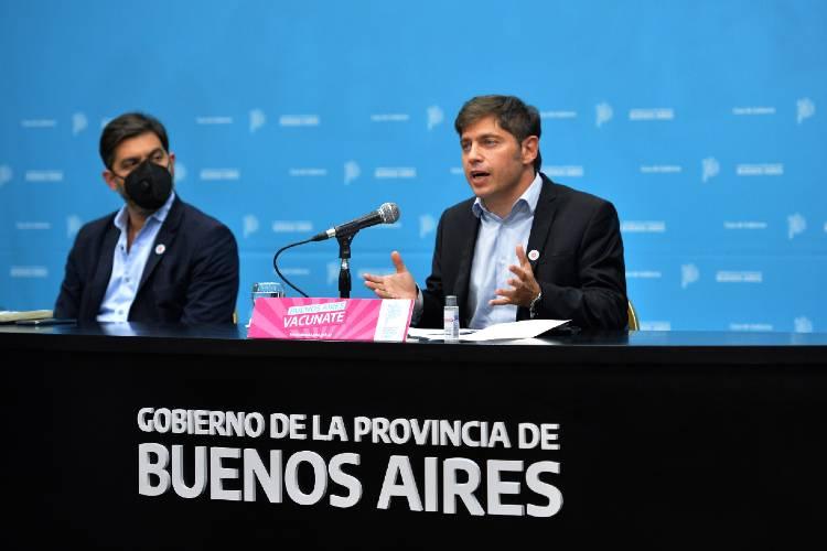 La Provincia destinará 70 mil millones de pesos para mitigar el impacto del coronavirus