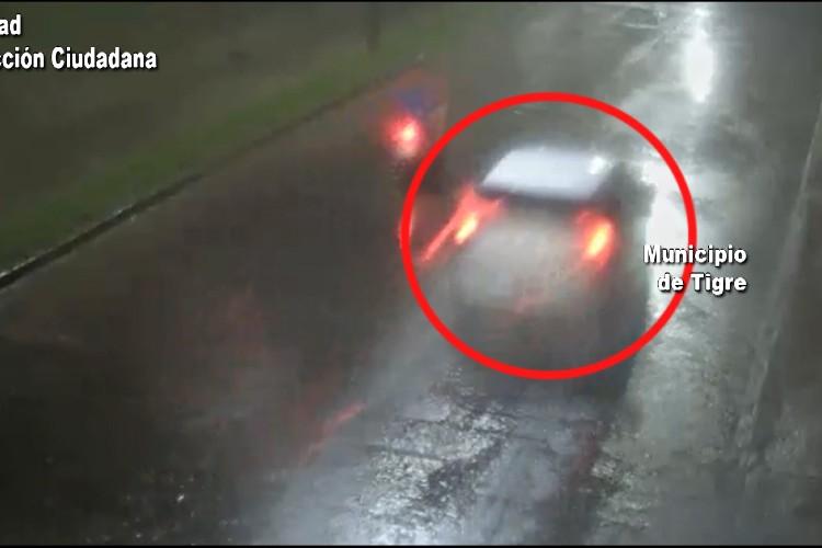Circulaban por Don Torcuato en un auto con pedido de secuestro y fueron detenidos por el COT