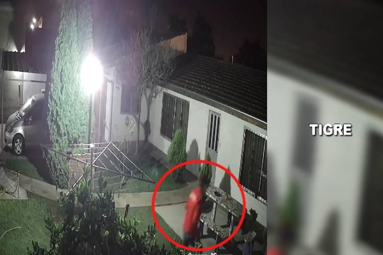 Ingresó con fines de robo a una casa de Don Torcuato pero fue detenido