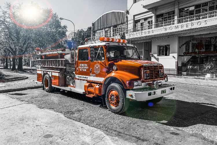La Sociedad de Bomberos Voluntarios de Tigre cumple 110 años al servicio de la comunidad