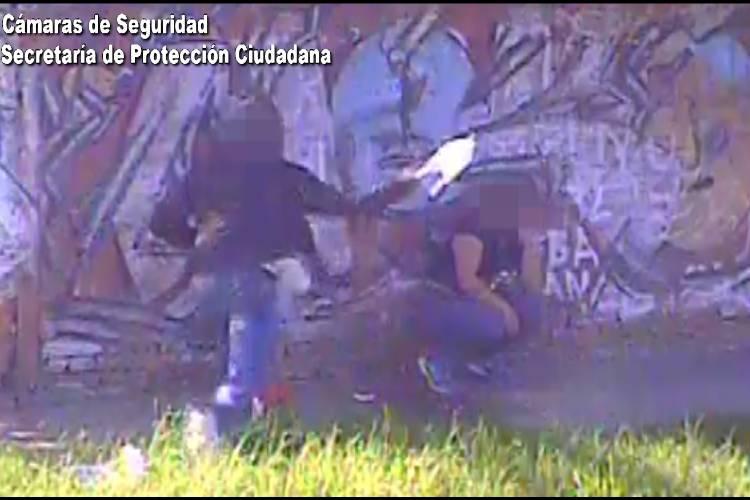 Tigre: Detienen a un hombre que agredió a su pareja lanzándole objetos a la cara