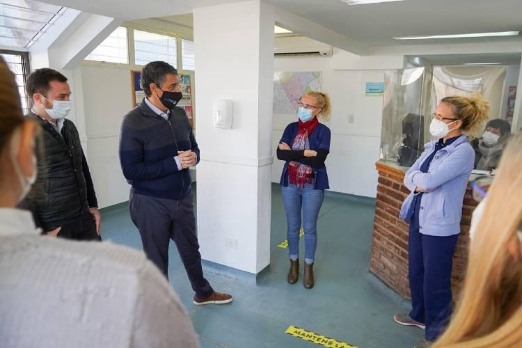 Jorge Macri reconoce y agradece a las enfermeras en su día