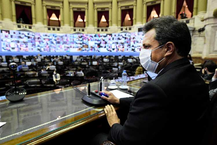 CIPPEC, Sergio Massa, Diputados