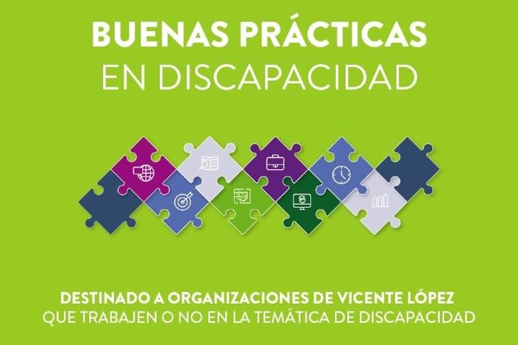 Vicente López impulsa un concurso para presentar propuestas y proyectos sobre discapacidad