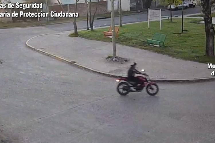 Tigre: Fue detenido armado y con una moto robada