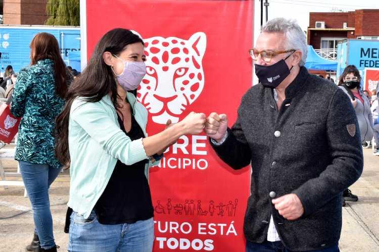 Comenzó en Tigre el Mercado Federal Ambulante para fomentar el consumo interno a precios accesibles