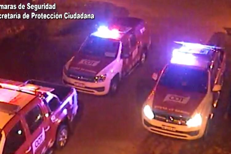 Tigre: interceptan a un sujeto que comercializaba droga en el barrio Los Tábanos