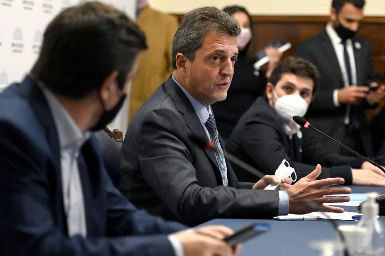 Sergio Massa presentó un nuevo proyecto de ley de alivio fiscal para monotributistas