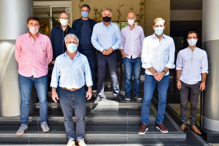 Intendentes del Grupo Dorrego reclaman eximición de Ingresos Brutos y la vuelta de los ATP