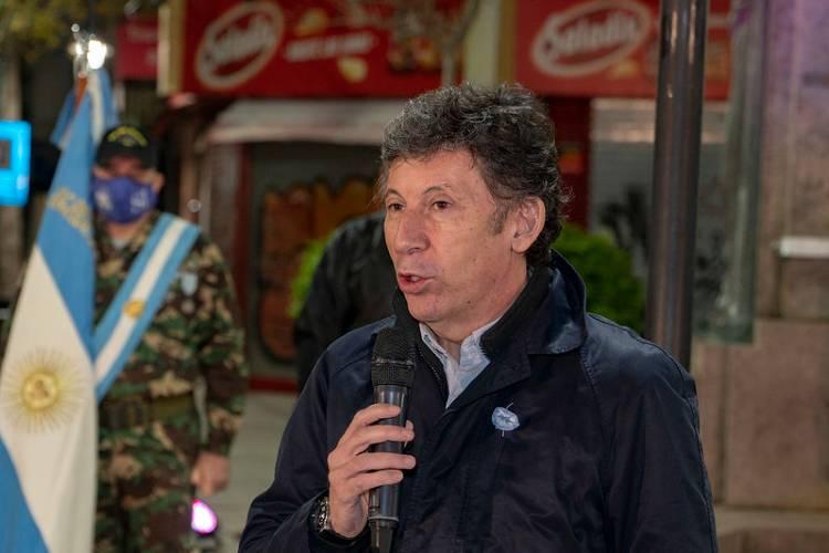 Gustavo Posse se distanció de Mauricio Macri y lo comparó con Bolsonaro