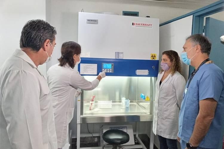 El Hospital Materno Infantil de San Isidro sumó equipos para optimizar diagnósticos