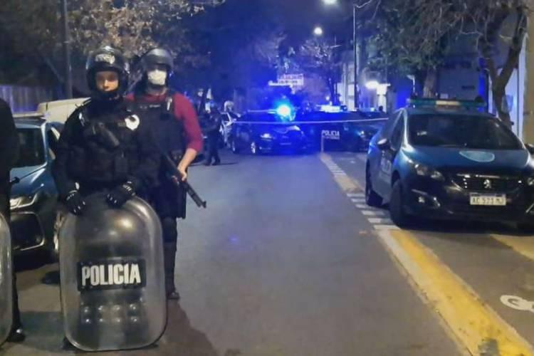 Un policía de la Ciudad mató a un presunto delincuente en Saavedra