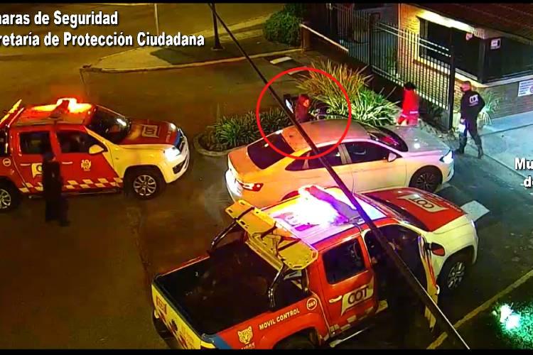 Tigre: infraccionan a un hombre por evadir un control policial y conducir con 0,6 g/l de alcohol en sangre