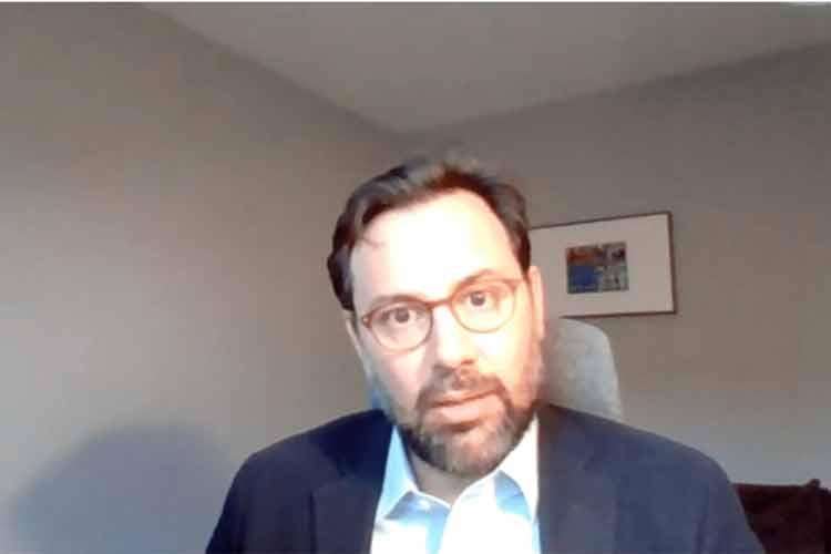 Santiago Cornejo, titular para América Latina del mecanismo Covax