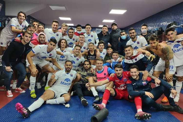 Tigre ganó y volvió a liderar la zona A de la Primera Nacional