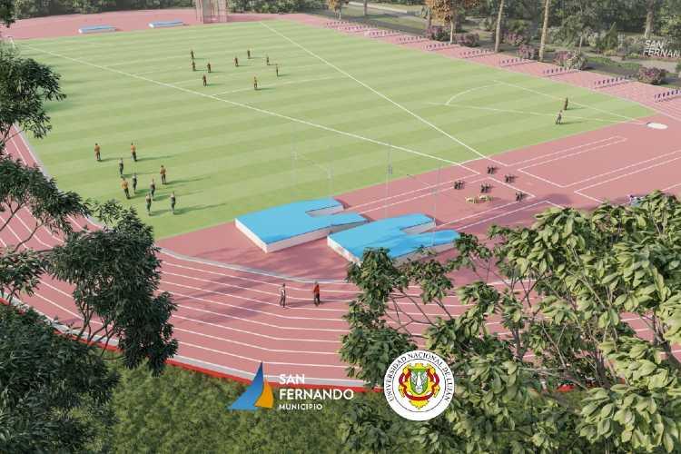 San Fernando y UNLu acordaron mejorar la Universidad y cuidar la Reserva Ecológica Educativa