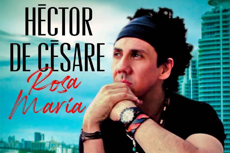 Héctor De Cesare presenta el #rosamariachallenge