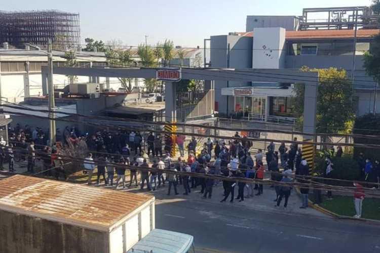 Bimbo cierra su planta en San Fernando y pasteleros reclaman por 300 despidos