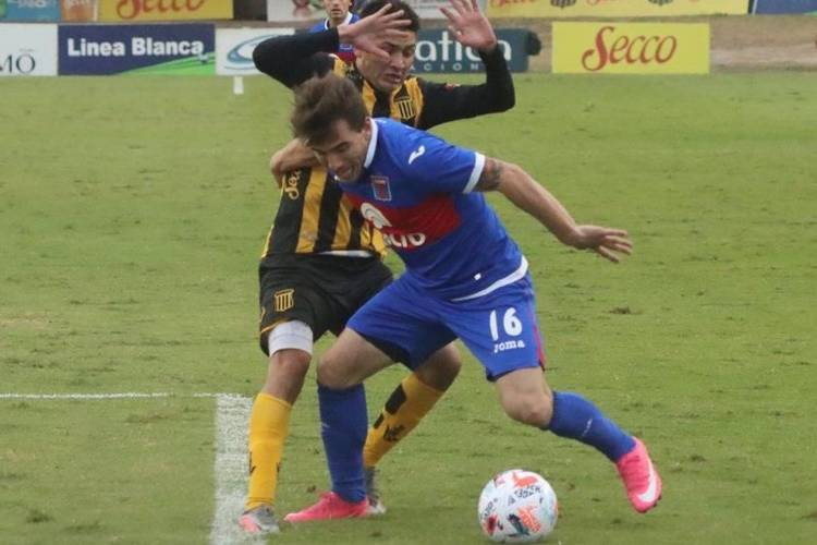 Tigre cayó ante Mitre de Santiago el Estero