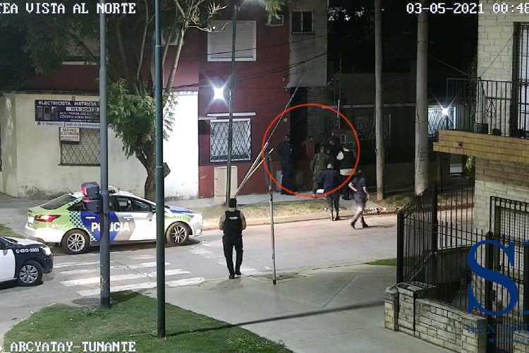 Detienen a un hombre cuando intentaba robar una casa en Boulogne