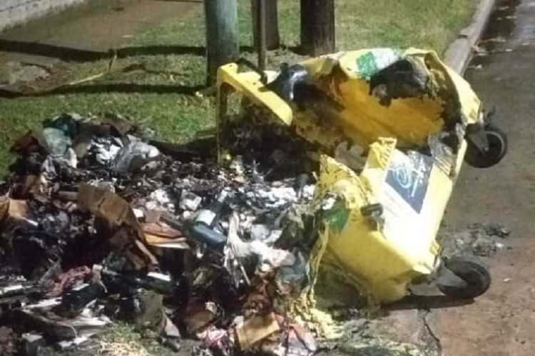 San Isidro lanzó una fuerte campaña para denunciar el vandalismo