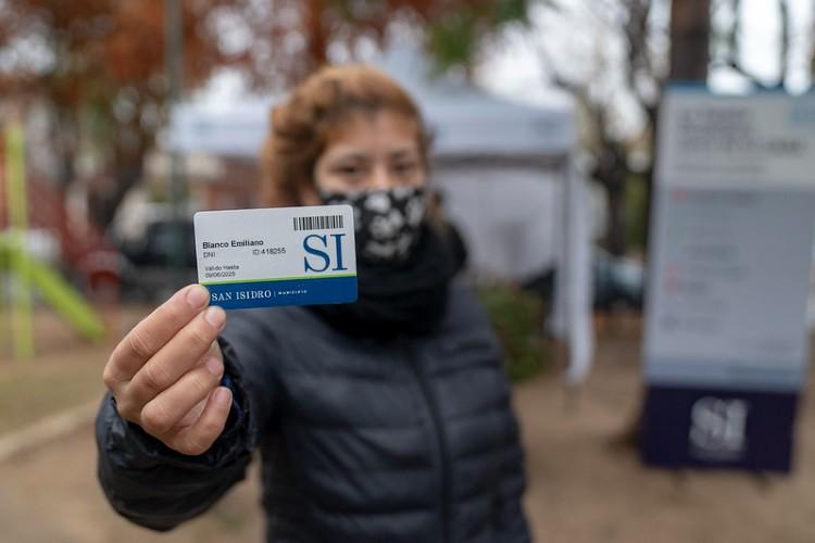 Tarjeta ciudadana de San Isidro