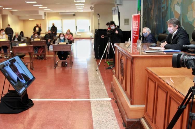 Primera sesión mixta del Concejo Deliberante de Tigre