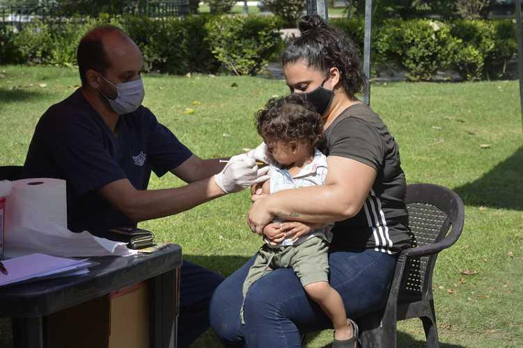 Sarampión: El Municipio de Tigre recomienda vacunarse por alerta epidemiológica en Brasil