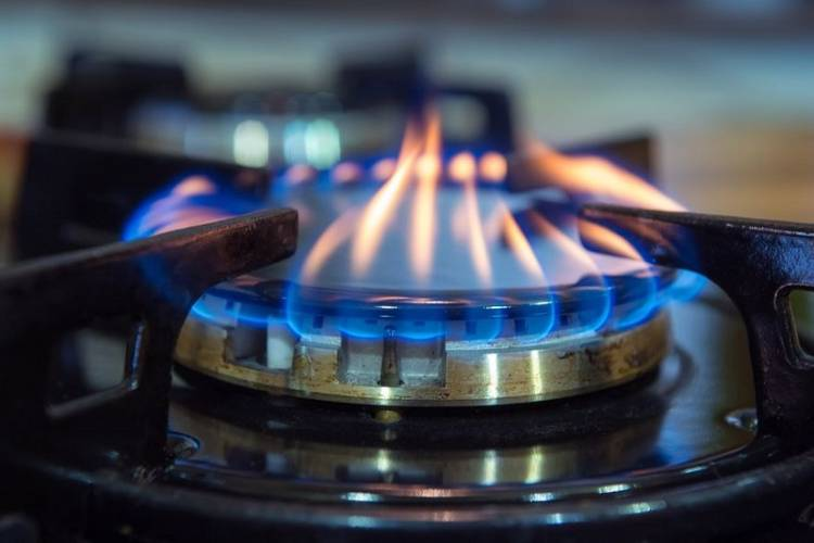 hornalla de gas - monóxido de carbono