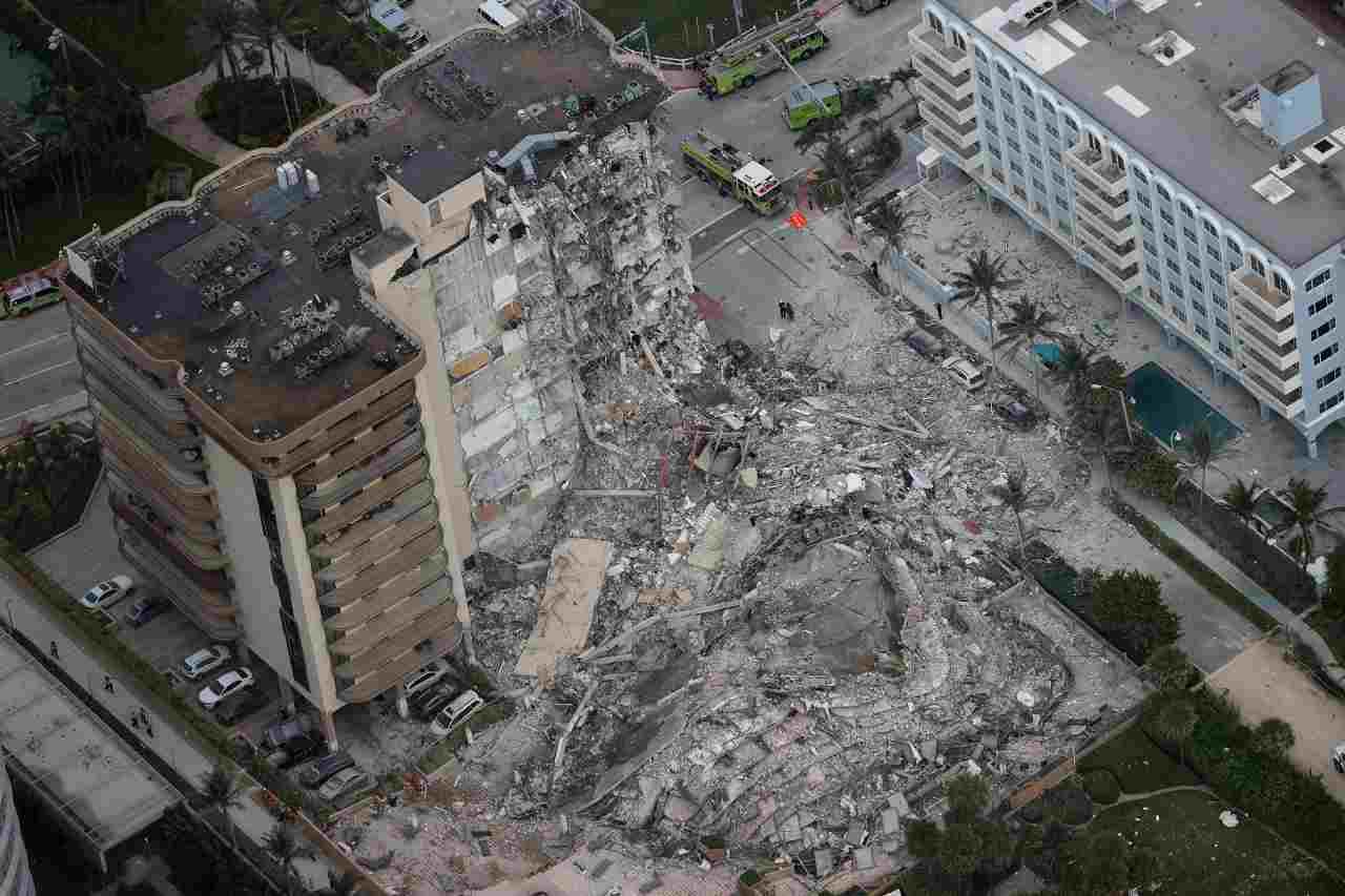 Derrumbe en Miami: Ascienden a 46 la cantidad de personas fallecidas