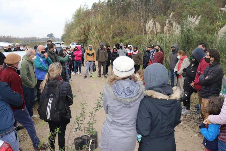 Avanza el Apoyo por una Reserva Natural Municipal en Tigre