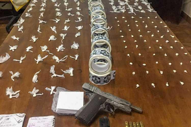 San Fernando desbarataron una banda de vendedores de cocaína en San Fernando